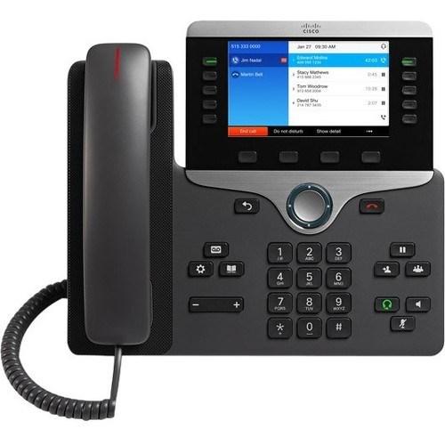 Cisco 8851 IP Phone - Wall Mountable