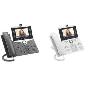 Cisco 8865 IP Phone - Wall Mountable - Charcoal