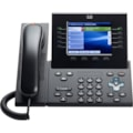 Cisco Unified 8961 IP Phone - Refurbished - Charcoal