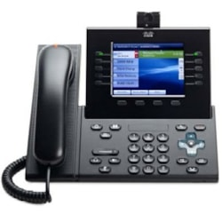 Cisco CP-89/9900-HS-CL= Handset - Charcoal