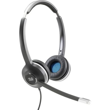 Cisco 532 Wired Stereo Headset - Over-the-head - Supra-aural
