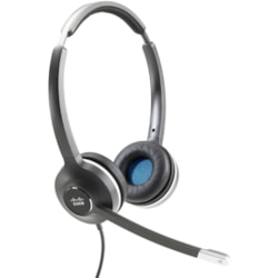 Cisco 562 Wireless Bluetooth Stereo Headset - Over-the-head - Supra-aural