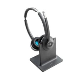 Cisco 562 Wireless DECT Stereo Headset - Over-the-head - Supra-aural