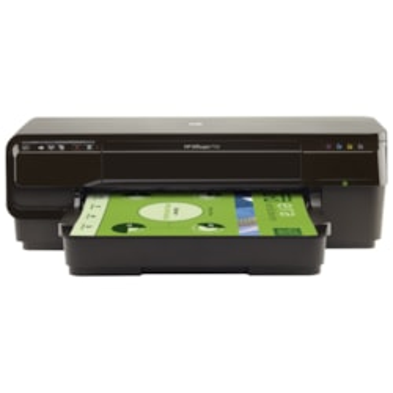 HP Officejet 7110 Inkjet Printer - Colour - 4800 x 1200 dpi Print - Plain Paper Print - Desktop