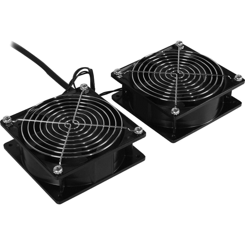 CyberPower Carbon CRA12002 Fan Tray - Black
