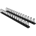 CyberPower Carbon CRA30007 Rack Cable Management Panel - 2 Pack
