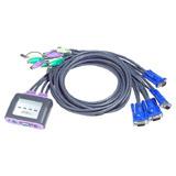Aten Petite CS-64A KVM Switchbox