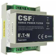 EATON CSFi SURGE POWER FILTER BRAND NEW SINGLE PHASE, 25A, 25kA PRIMARY