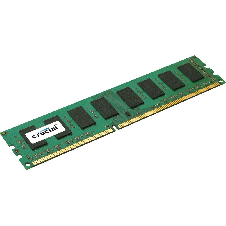 Crucial RAM Module - 8 GB - DDR3-1600/PC3-12800 DDR3 SDRAM - CL11