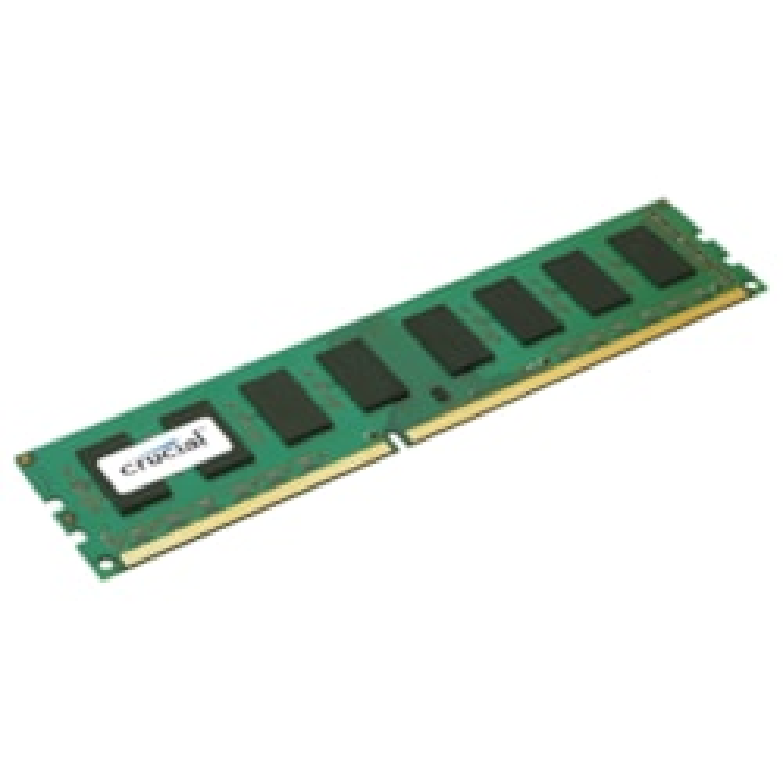 Crucial RAM Module - 8 GB - DDR3 SDRAM