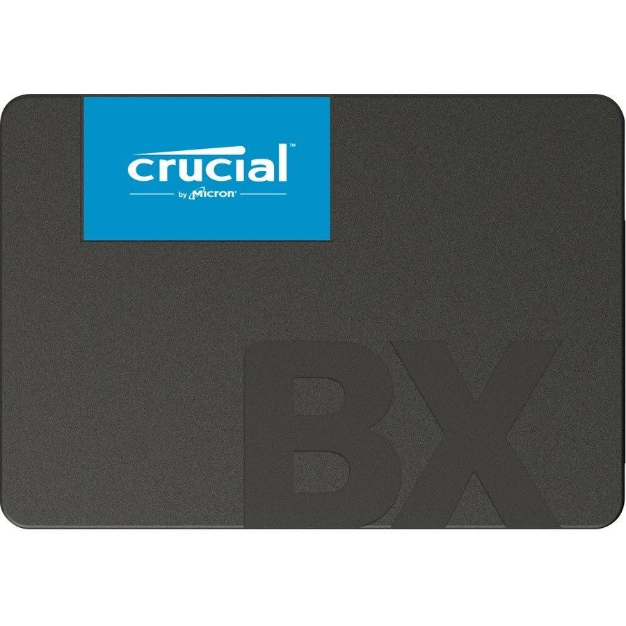 "Crucial BX500 2 TB Solid State Drive - 2.5"" Internal - SATA (SATA/600)"