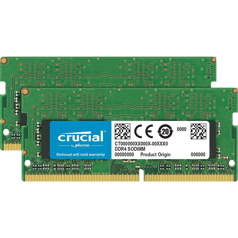 Crucial RAM Module - 16 GB (2 x 8 GB) - DDR4 SDRAM