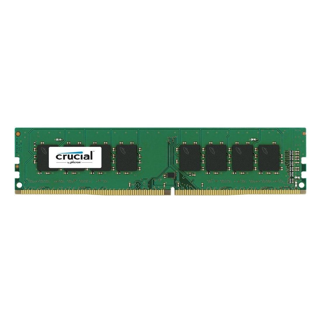 Crucial RAM Module - 4 GB - DDR4-2400/PC4-19200 DDR4 SDRAM - CL17 - 1.20 V