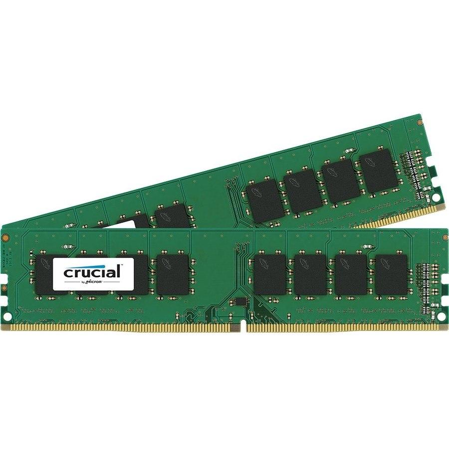 Crucial RAM Module - 16 GB (4 x 4 GB) - DDR4 SDRAM