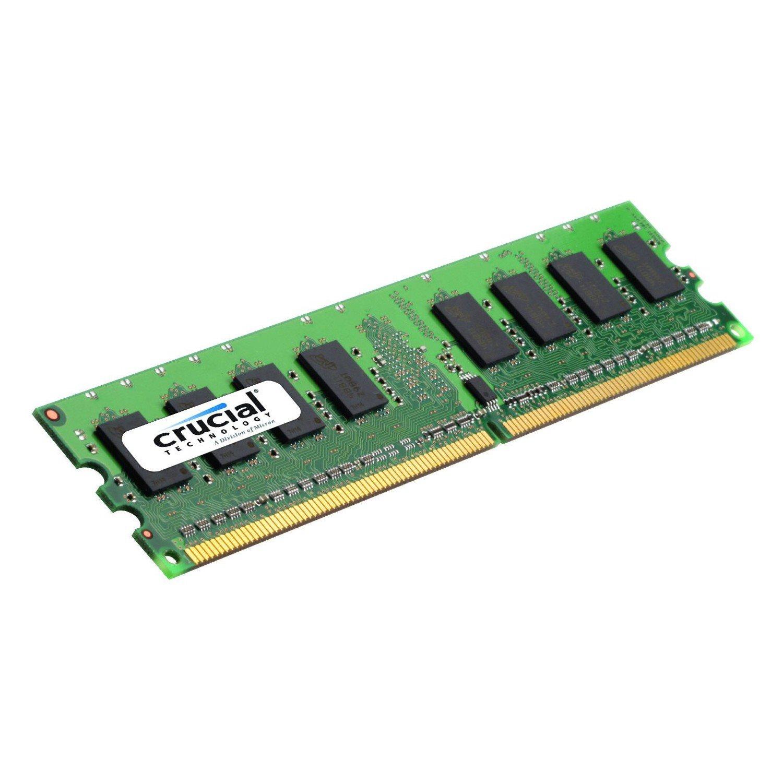 Crucial RAM Module - 4 GB (1 x 4 GB) - DDR3L SDRAM