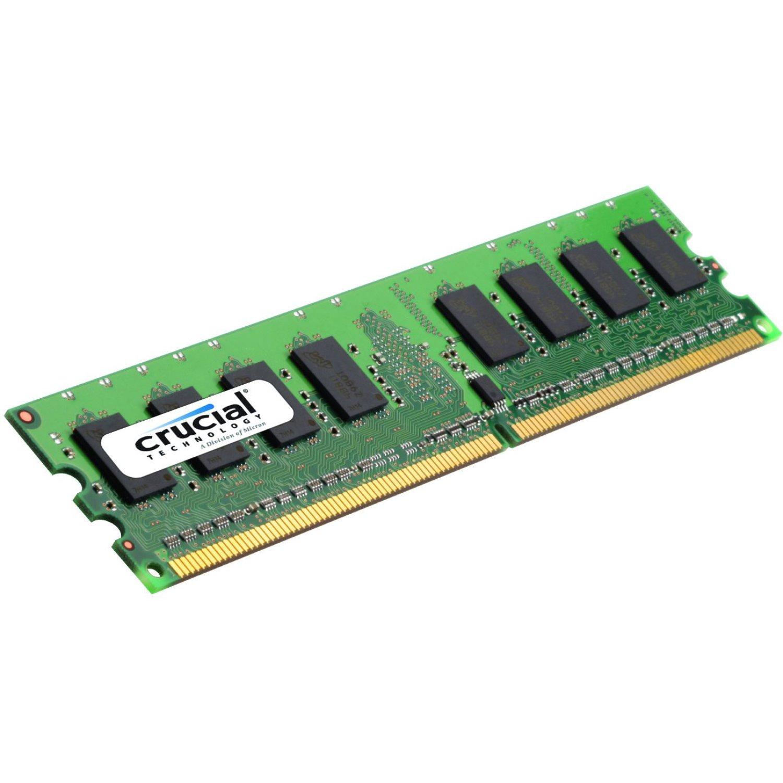 Crucial RAM Module for Desktop PC - 4 GB (1 x 4 GB) - DDR3L-1600/PC3-12800 DDR3L SDRAM - CL9 - 1.35 V