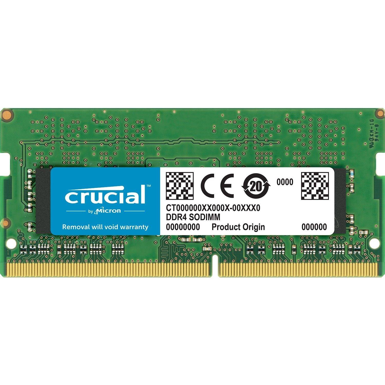 Crucial RAM Module - 8 GB (1 x 8 GB) - DDR4 SDRAM