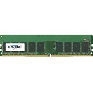 Crucial RAM Module - 8 GB - DDR4-2400/PC4-19200 DDR4 SDRAM - CL17 - 1.20 V