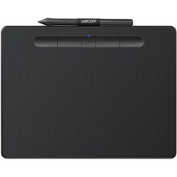 Wacom Intuos S CTL-4100WL Graphics Tablet - 2540 lpi - Wired/Wireless - Black
