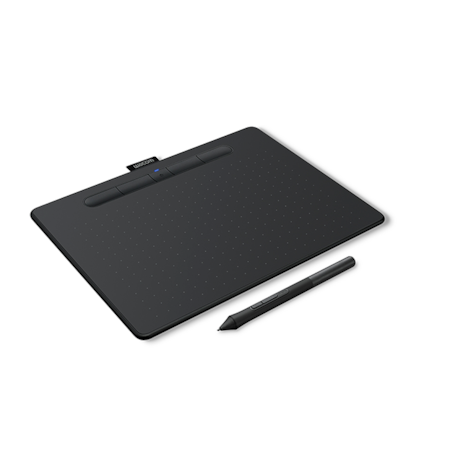 Wacom Intuos CTL-6100WL Graphics Tablet - 2540 lpi - Wired/Wireless - Berry