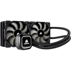 Corsair Hydro H100x Cooling Fan/Radiator - Processor