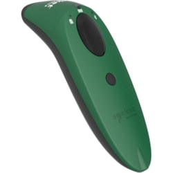 Socket Mobile SocketScan S730 Handheld Barcode Scanner - Wireless Connectivity - Green