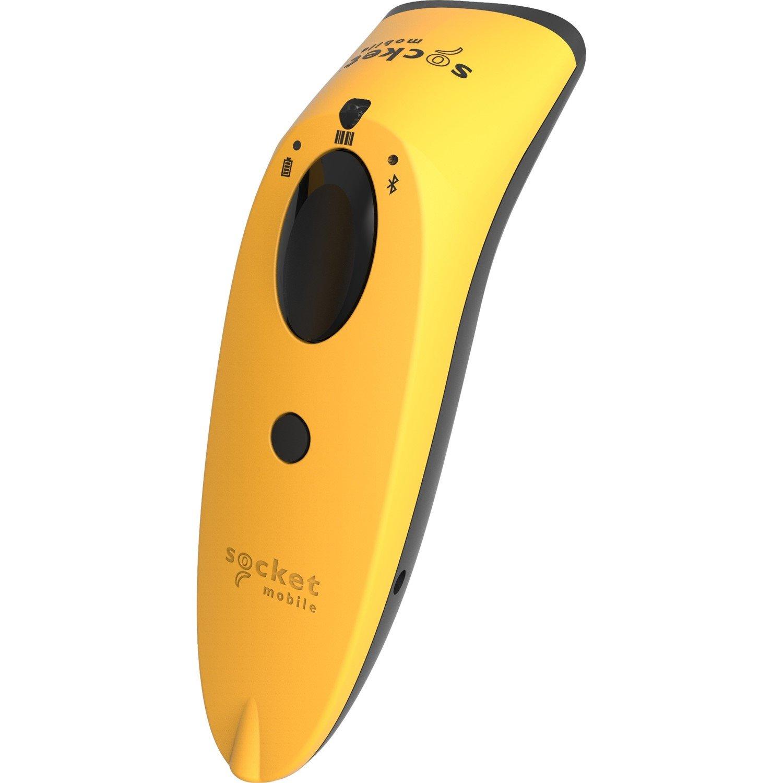 Socket Mobile SocketScan S700 Handheld Barcode Scanner - Wireless Connectivity - Yellow