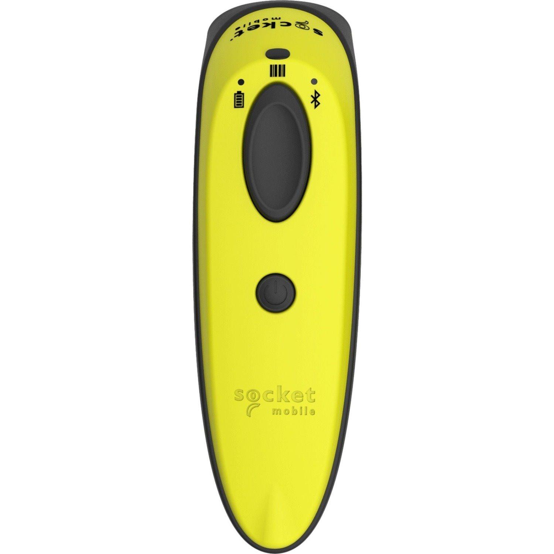 Socket Mobile DuraScan D730 Handheld Barcode Scanner - Wireless Connectivity - Green