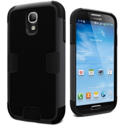 Cygnett WorkMate Evolution Case for Smartphone - Textured - Black, White