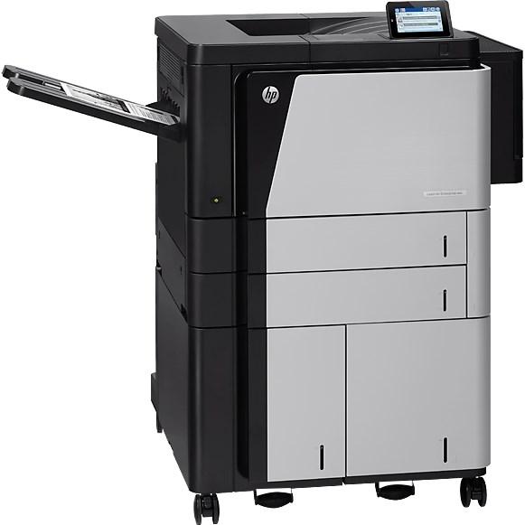 HP LaserJet M806x+ Laser Printer - Monochrome