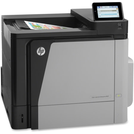 HP LaserJet M651DN Laser Printer - Colour - 1200 x 1200 dpi Print - Plain Paper Print - Desktop