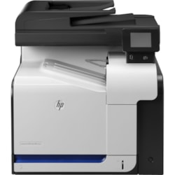 HP LaserJet Pro 500 M570DW Laser Multifunction Printer - Colour - Plain Paper Print - Desktop