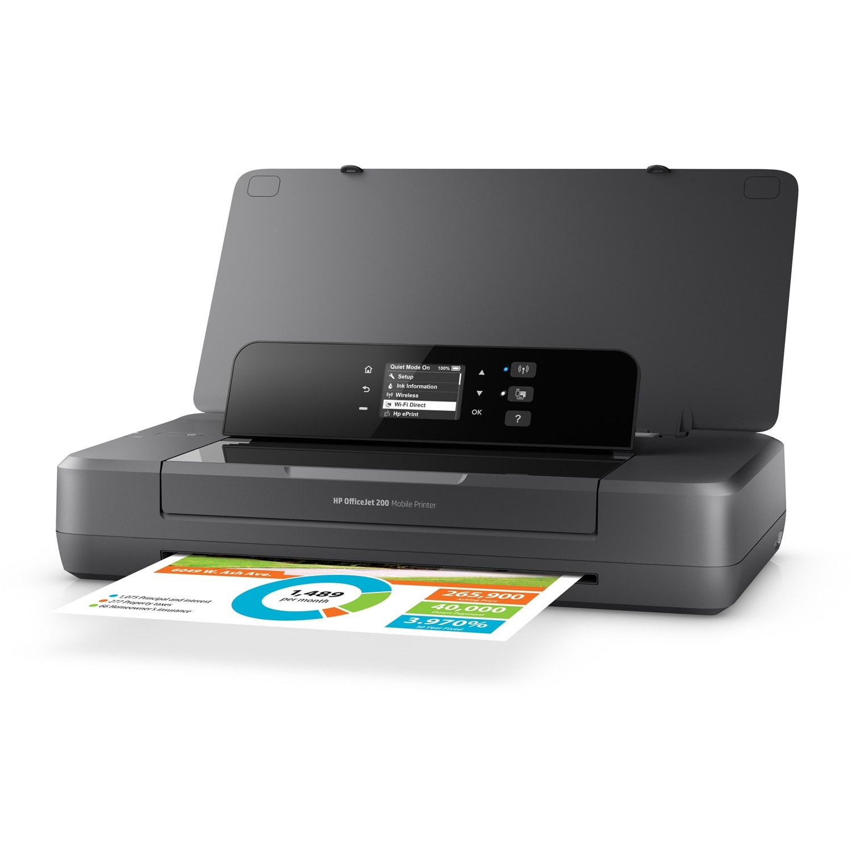 Buy Hp Officejet 200 Inkjet Printer Colour 4800 X 1200 Dpi Print 7110 Web Wifi Photo