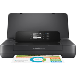 HP Officejet 200 Inkjet Printer - Colour