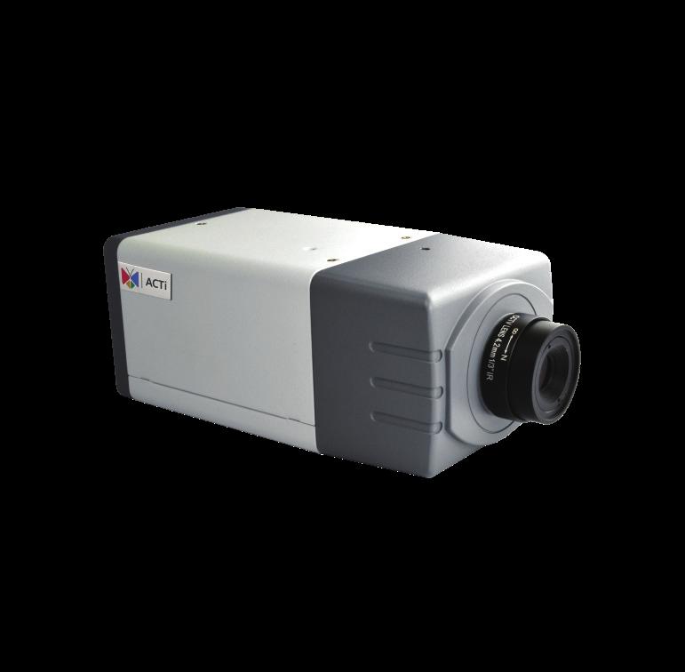 ACTi D22FA 5 Megapixel Network Camera - Box
