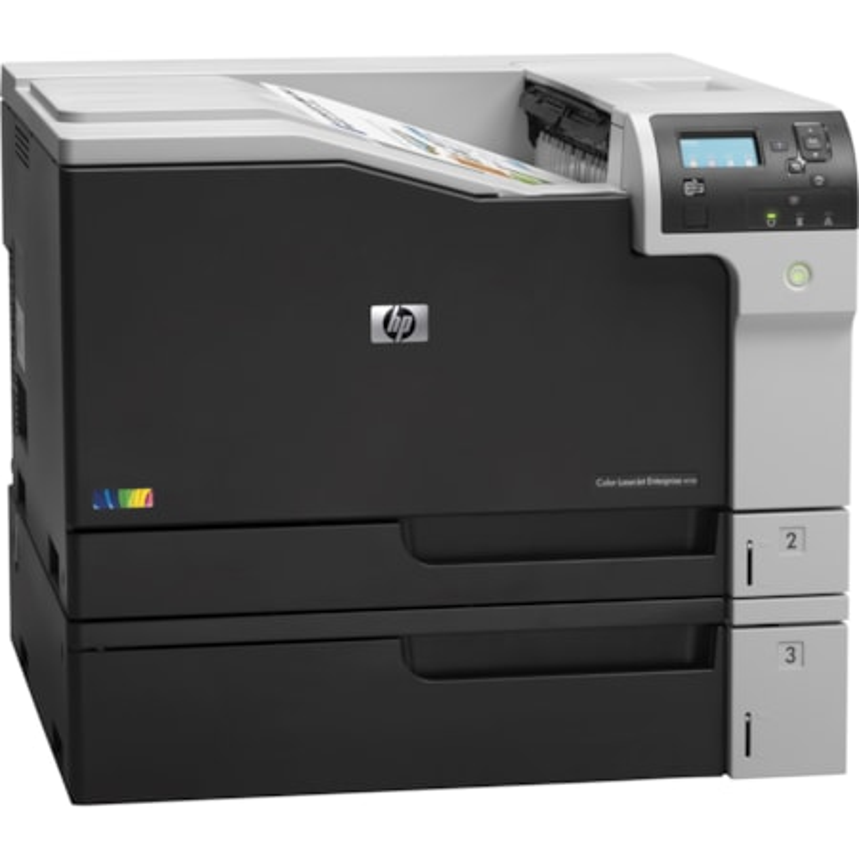 HP LaserJet M750 M750N Laser Printer - Colour