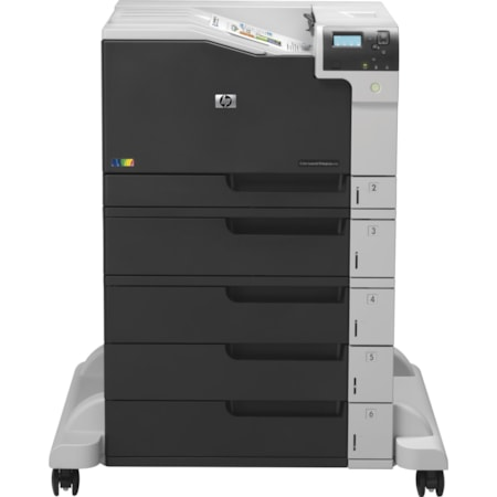 HP LaserJet M750xH Laser Printer - Colour - 600 x 600 dpi Print - Plain Paper Print - Desktop
