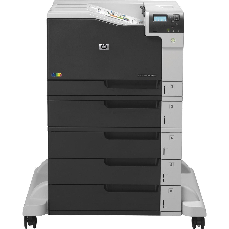 HP LaserJet M750xH Laser Printer - Colour - 600 x 600 dpi Print - Plain Paper Print - Desktop
