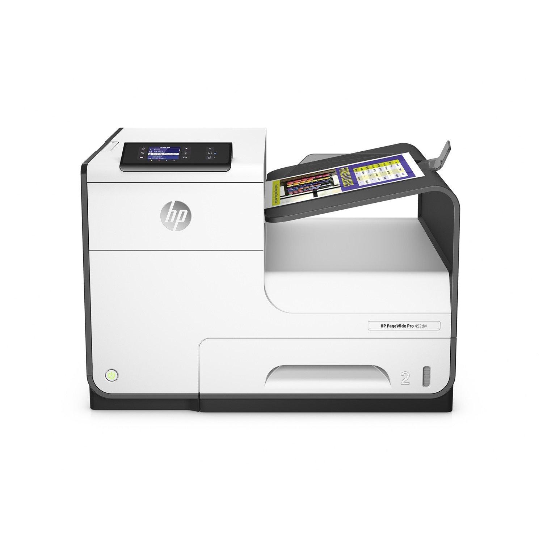 HP PageWide Pro 452dw Page Wide Array Printer - Colour - 2400 x 1200 dpi Print - Plain Paper Print - Desktop