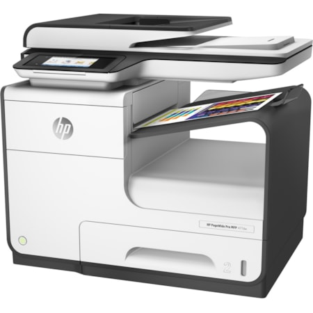 HP PageWide Pro 477dw Page Wide Array Multifunction Printer - Colour