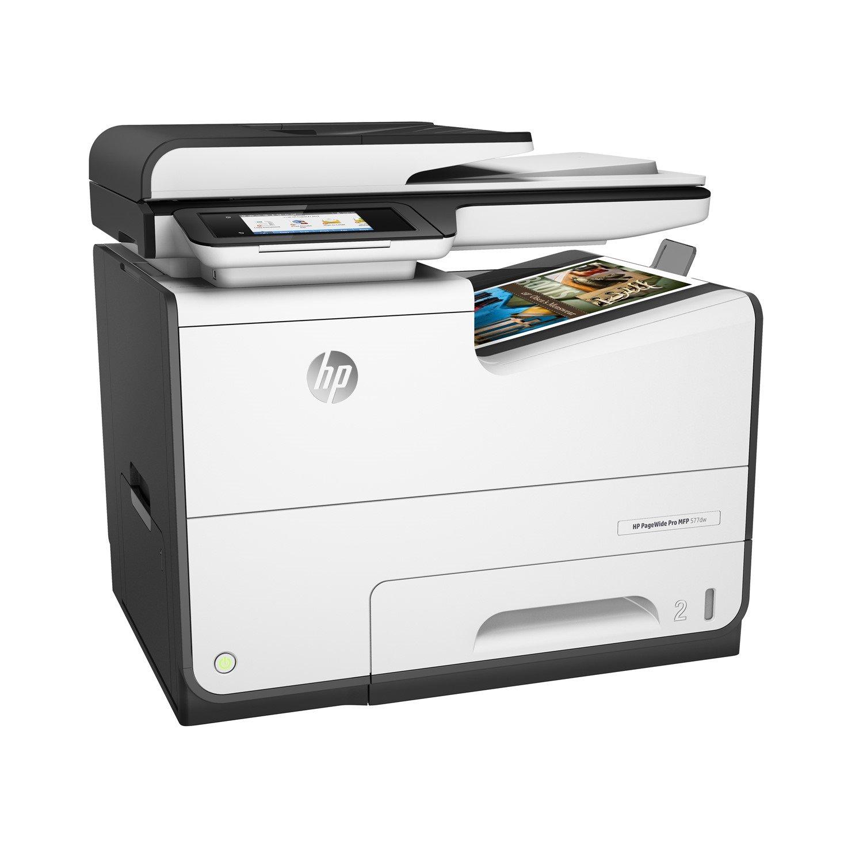 HP PageWide Pro 577dw Page Wide Array Multifunction Printer - Colour - Plain Paper Print - Desktop