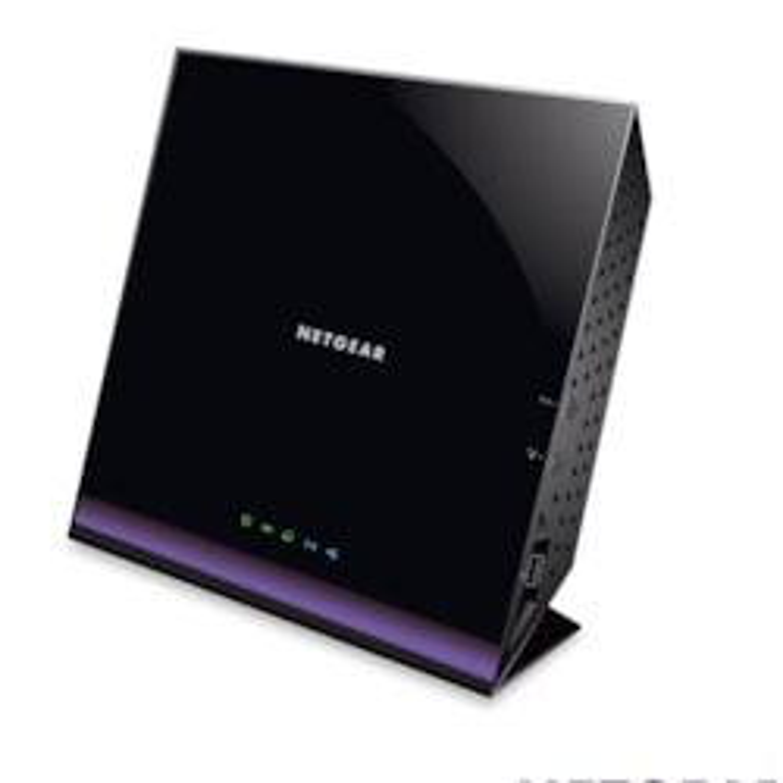 Netgear D6400 IEEE 802.11ac VDSL2, ADSL2+, Ethernet Modem/Wireless Router