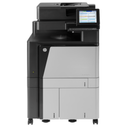 HP LaserJet M880z+ Laser Multifunction Printer - Colour - Plain Paper Print - Desktop