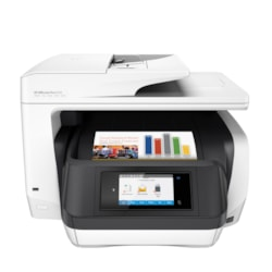 HP Officejet Pro 8720 Inkjet Multifunction Printer - Colour - Plain Paper Print - Desktop