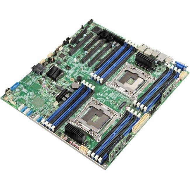 Intel S2600CW2R Server Motherboard - Intel Chipset - Socket LGA 2011-v3 - 1 Pack