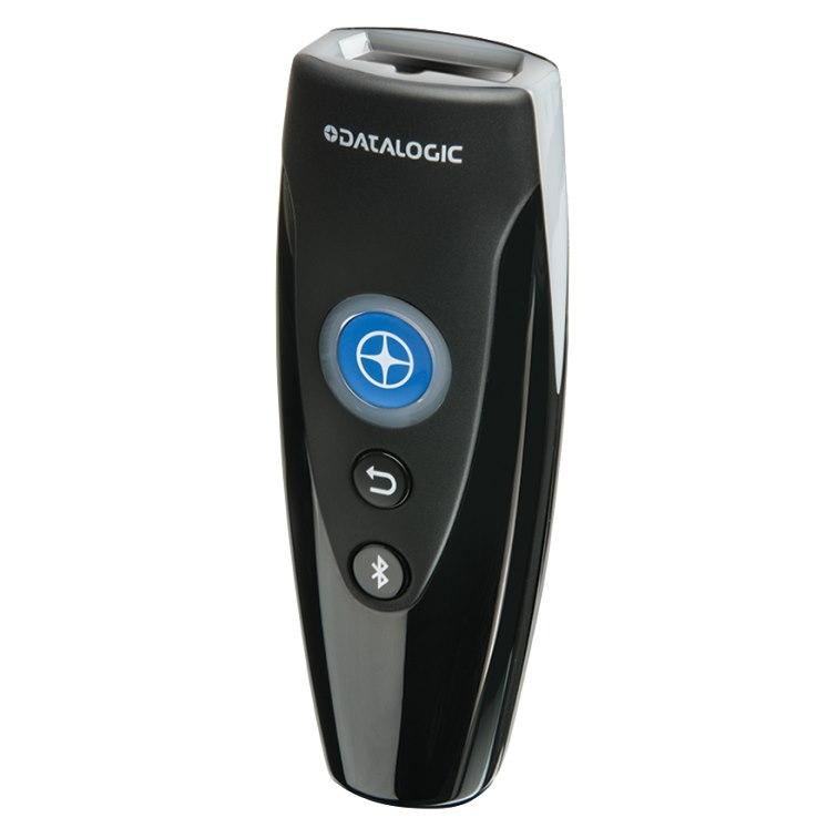 Datalogic RIDA DBT6400 Handheld Barcode Scanner - Wireless Connectivity - Black