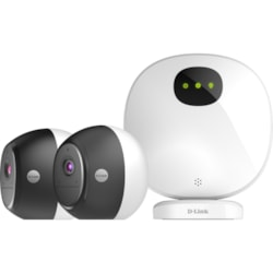 D-Link Omna Night Vision Wireless, Wired Video Surveillance System