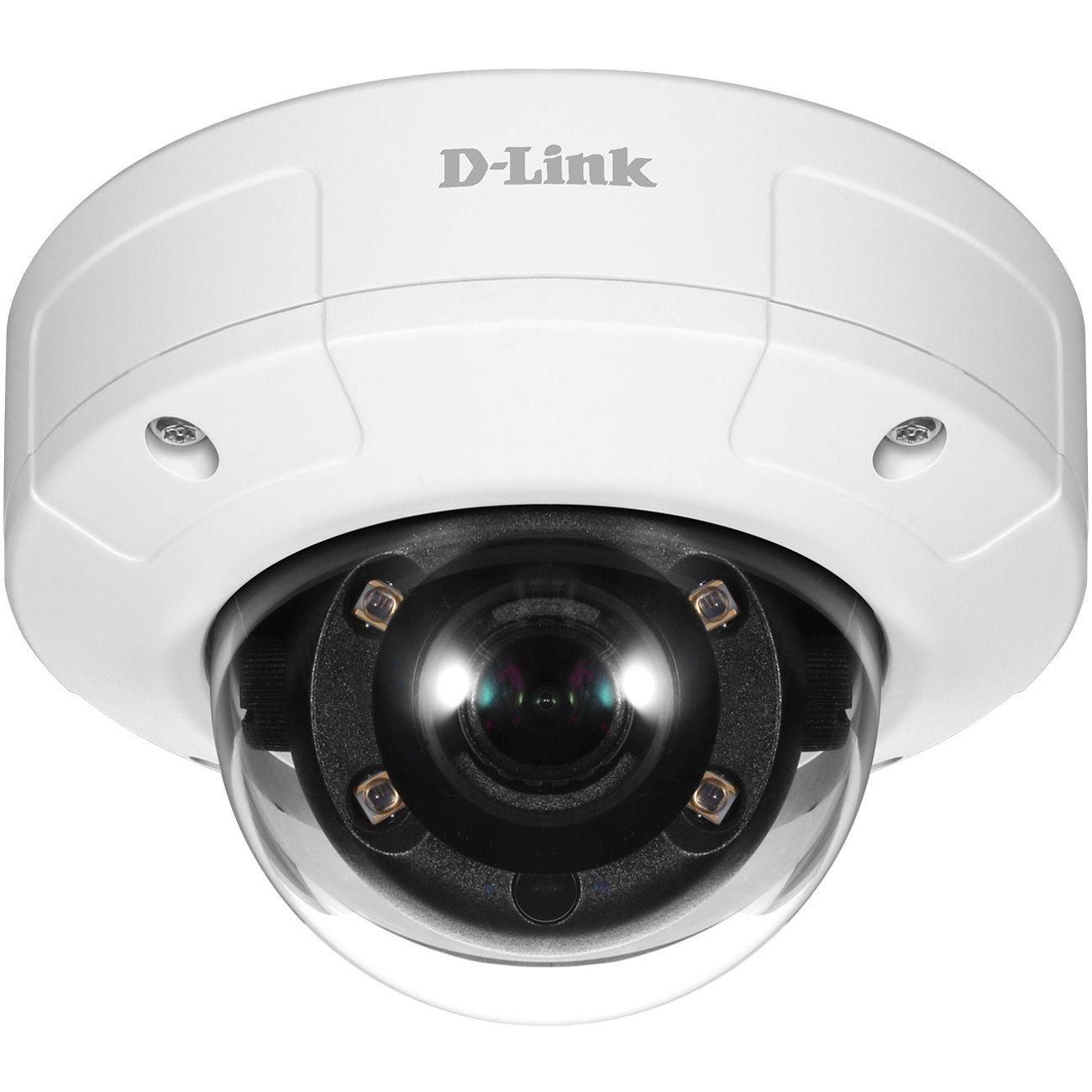 D-Link Vigilance 5 Megapixel Network Camera - Dome - TAA Compliant