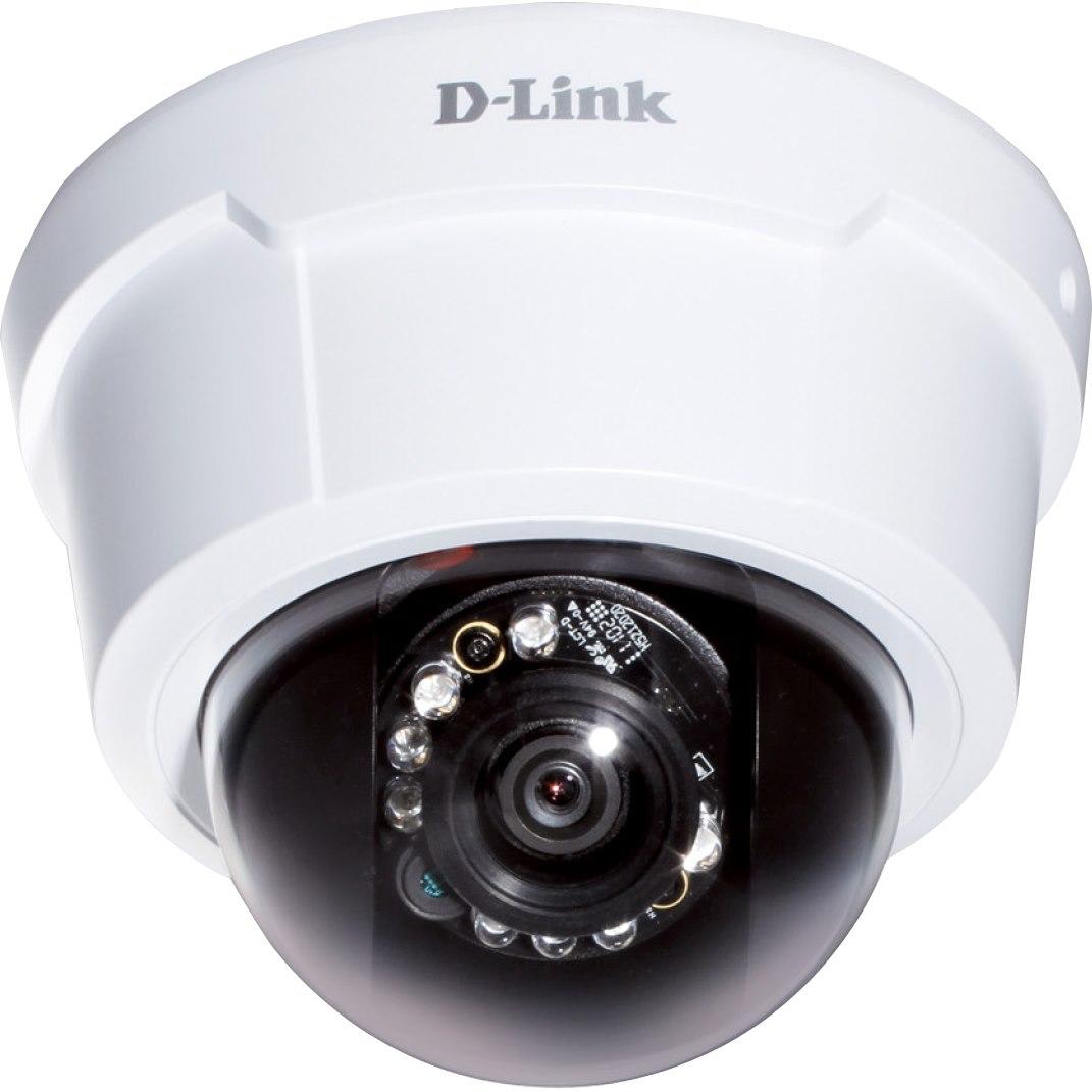 D-Link SecuriCam DCS-6113V Network Camera - Dome