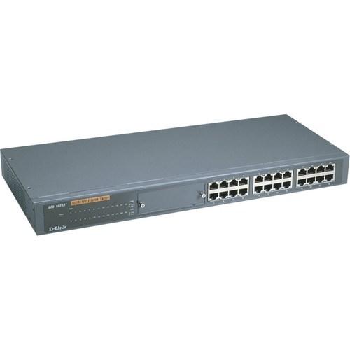 D-Link DES-1024R+ 24 Ports Ethernet Switch